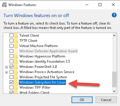 Installing Ansible on Windows 10, Using the Linux Subsystem